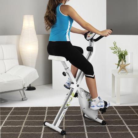 Beneficios de hacer bicicleta estática o de spinning