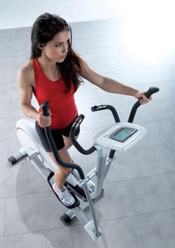 Bicicleta para adelgazar piernas